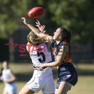 TAC Cup girls, Northern Knights vs Calder Cannons - TAC Cup girls, Northern Knights vs Calder Cannons. Pictures Shawn Smits