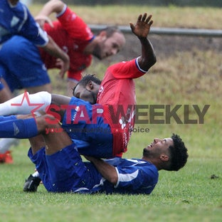 FFV, Westgate vs Westvale - FFV, Westgate vs Westvale. Pictures Damjan Janevski