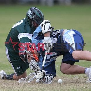Lacrosse: Footscray v Altona - Lacrosse: Footscray v Altona. Pictures Damjan Janevski