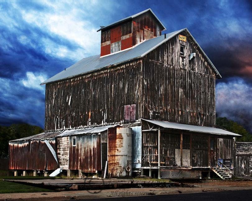 Feed Mill 5 20x16
