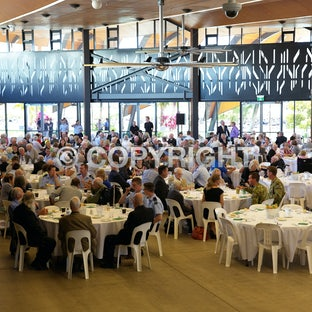 VP70 Quayside Luncheon 15/8/15 - VP70 Quayside Luncheon 15/8/15 at Port of Townsville