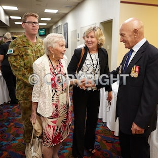 VP70 Farewell Luncheon and Presentation Townsville 16/8/15 - VP70 Farewell Luncheon and Presentation at Townsville RSL on 16/8/15