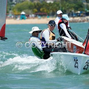 Tasar Nationals 2015 Day Five Townsville - Tasar Nationals 2015 Day Five Townsville