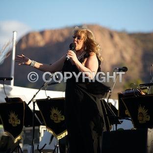 VP70 We Remember Concert on 15/8/15 - VP70 We Remember Concert on 15/8/15 at Jezzine, Townsville