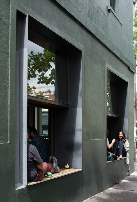 Fitzroy Cafe
