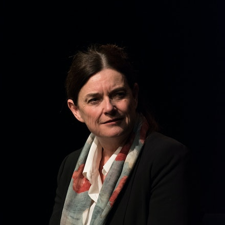 National Play Festival - Razing The Roof - Hannie Rayson speaks during the Razing the Roof talk at the National Play Festival at the Malthouse Theatre...