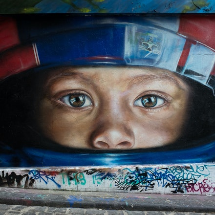 Hosier Lane - Racing Car Driver