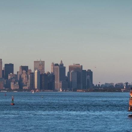 NYC - Staten Island Ferry - The ferry from Manhattan to Staten Island, NYC