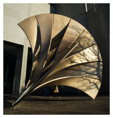 Shell House Sculpture - Priced from $12 for standard lustre print. Click on the image shopping cart for more sizing and pricing, including canvas options