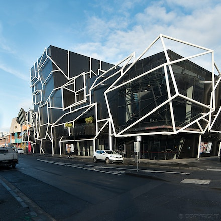 Melbourne Theatre Company - Melbourne Theatre Company by ARM Architecture, Southbank arts precinct