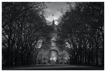 Royal Exhibition Building - The world heritage listed Royal Exhibition Building and Carlton Gardens in glorious monochrome. Priced from $15 for standard...