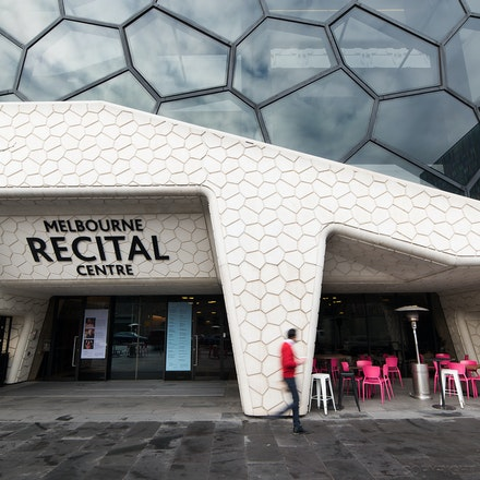 Melbourne Recital Centre - The Melbourne Recital Centre by ARM Architecture, Southbank arts precinct
