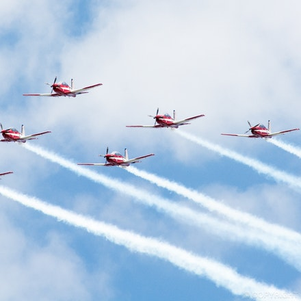 Roulettes over Melbourne - Roulettes over Melbourne