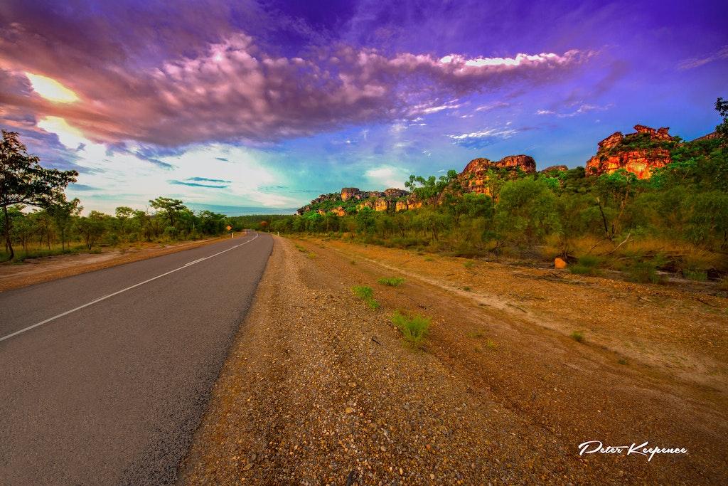 Arnhem Highway Kakadu # 147