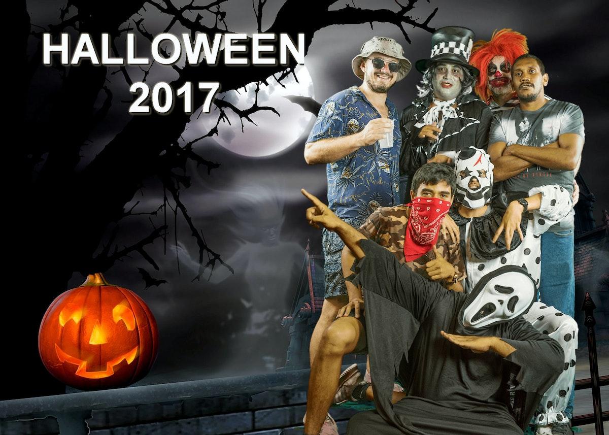 The Boys_Halloween 2017-41
