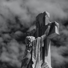 Walking with the Dead - A journey through life and death, the monuments to mortality raised in grief, many aspiring to a hope beyond the grave.