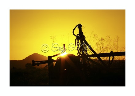 BARMOYA SUNSET, QLD