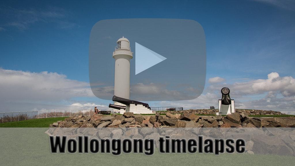wollongong timelapse thumbnail