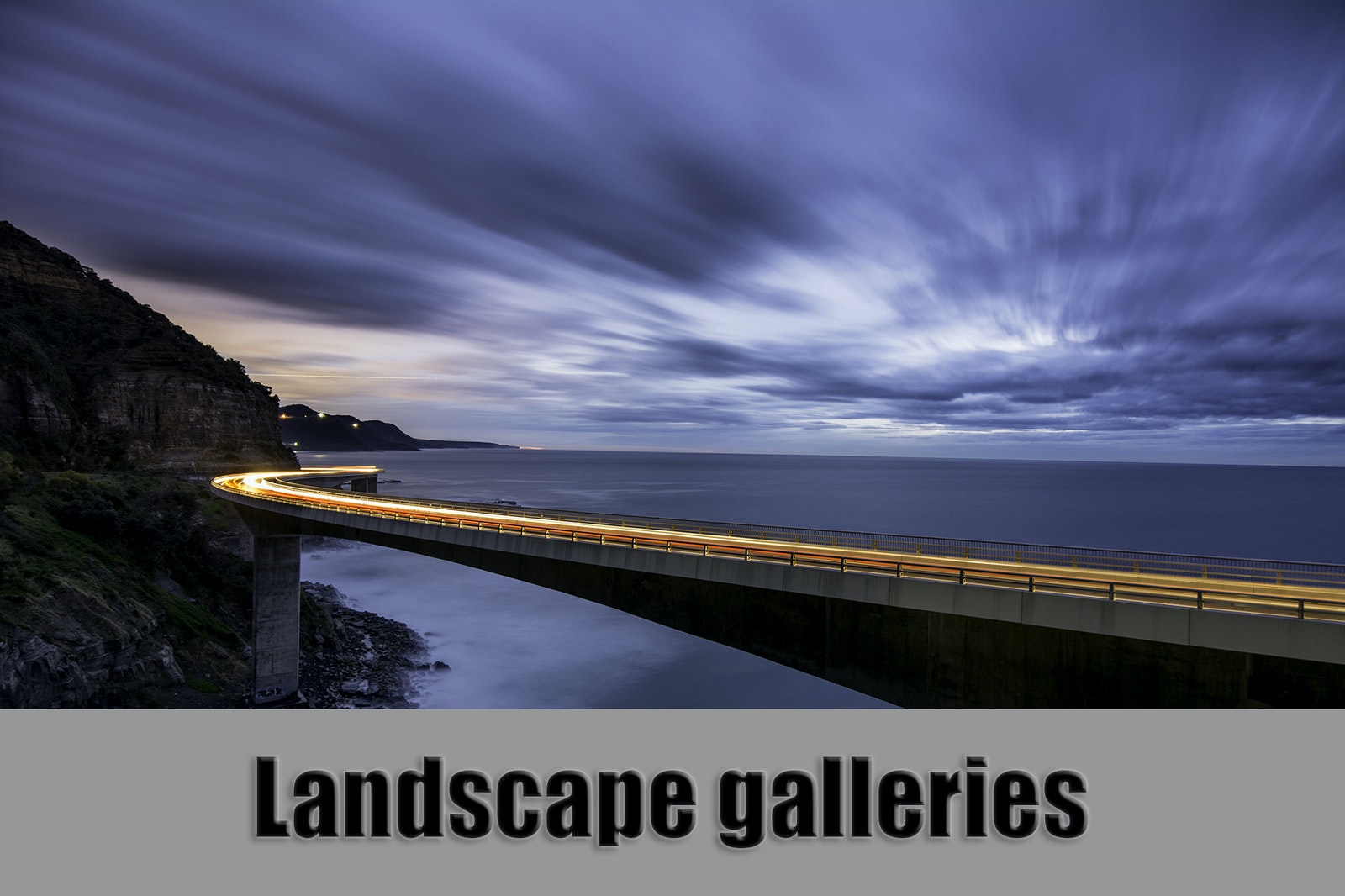 landscape galleries
