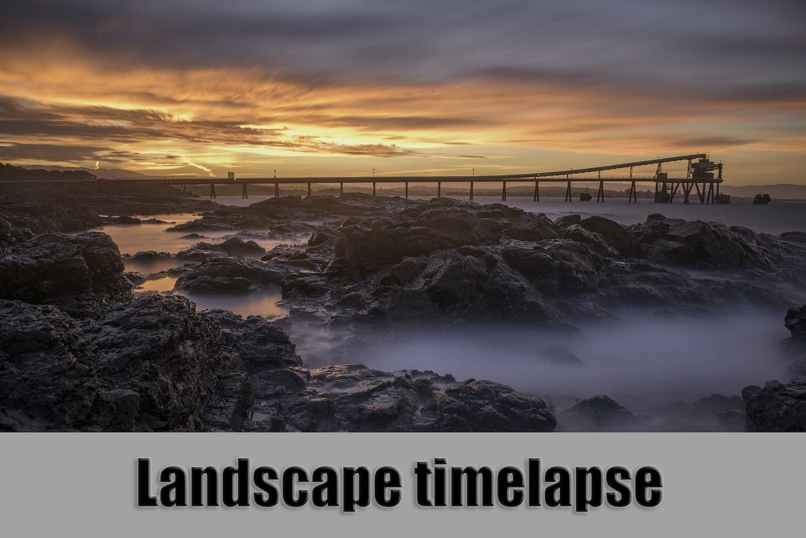 landscape timelapse
