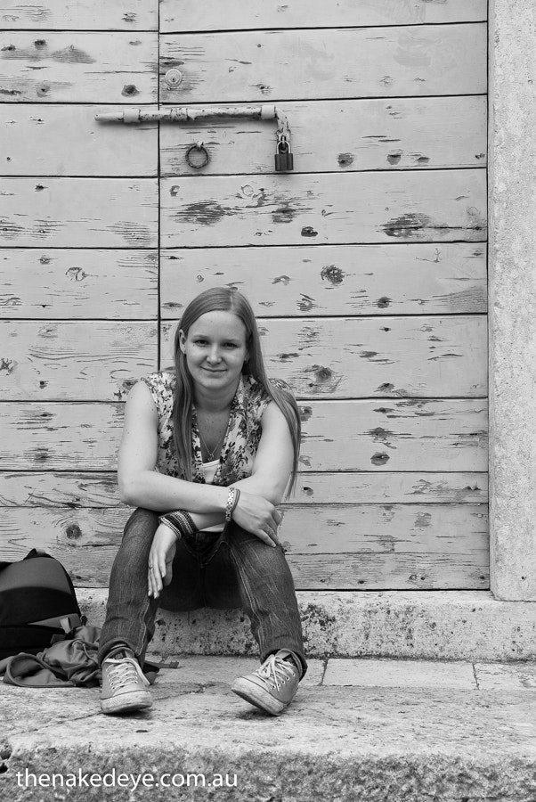 Vagabond - Millicent photocomp 2011
