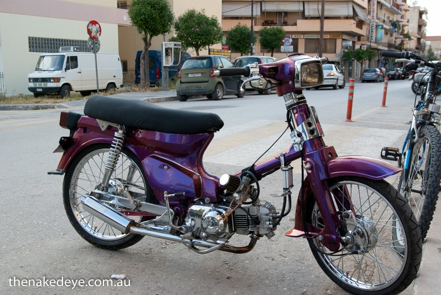 The Testosteroni Special, my shopping bike