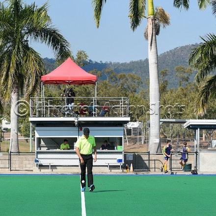 DIV 1 FINAL - U15's Rockhampton - Brisbane 1 & Toowoomba 1
