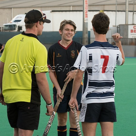 ST AUGUSTINE's & ST MARY'S TWMBA - Qld All Schools Hockey - St Augustine's College Cairns Vs St Mary's College Toowoomba