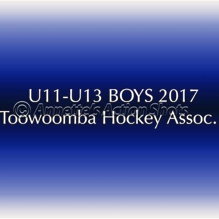 U11-U13 Boys - THA 2017