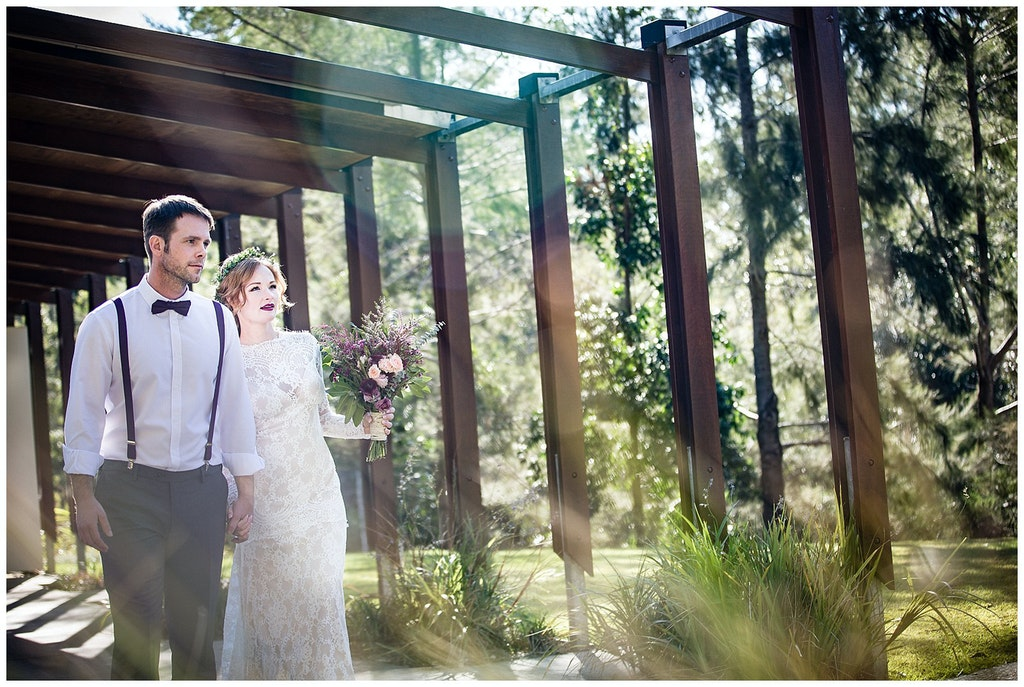 Brisbane Wedding Photograph by Sheona Beach - Brisbane Wedding Photograph by Sheona Beach