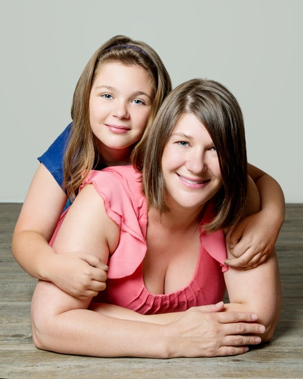 Vibrance Studio & mother & Daughter