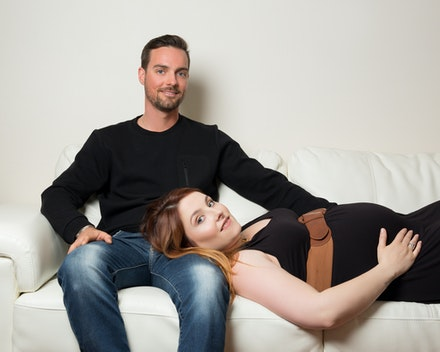 Vibrance Studio & maternity photoshoot