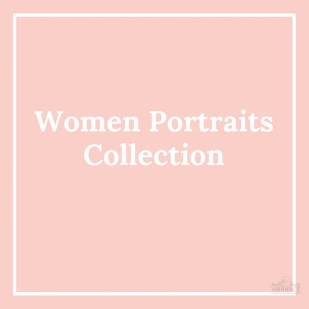 Women Portraits - Vibrance Studio specialises in Women portraits. We photograph glamour, boudoir and beauty shots in our studio in Caversham, Perth.