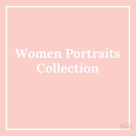 Women Portraits Colelction