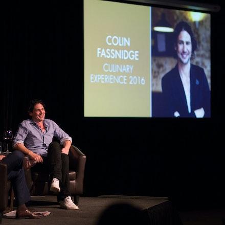 Colin Fassnidge Culinary Experience 2016