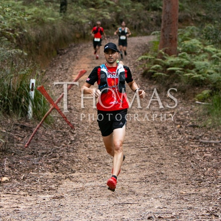 2018 - Mt Solitary - 5km mark - No Visible bib - To help you find your images easier, I am trialling a new strategy.