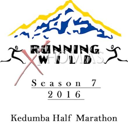 Running Wild  - Kedumba Half Marathon 2016