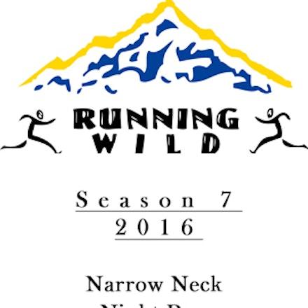 Narrow Neck Night Run 2016