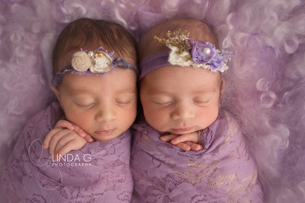 Linda G Photography twins 2