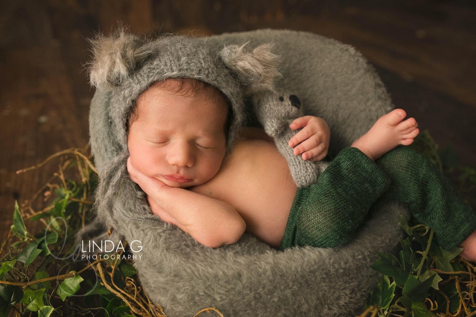 Linda G Photography newborn 5
