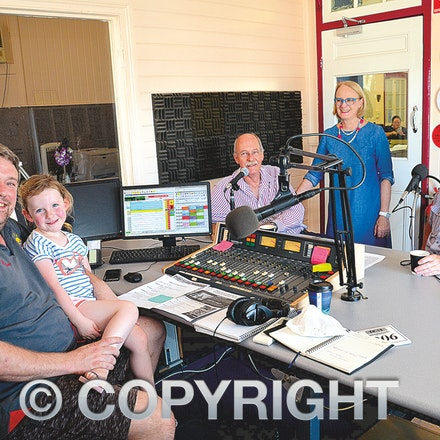 April 6 2018 The Longreach Leader - All photos taken by editor, Colin Jackson, and are copyright.