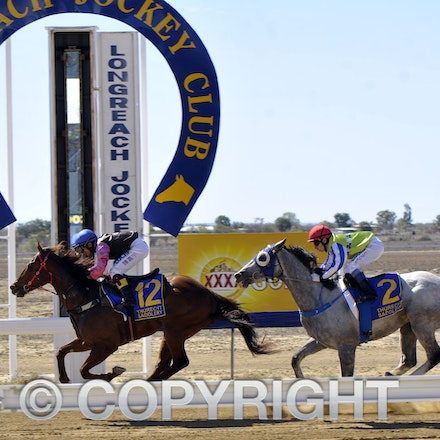 150822 Longreach Races - Races and Fashions in the Field!