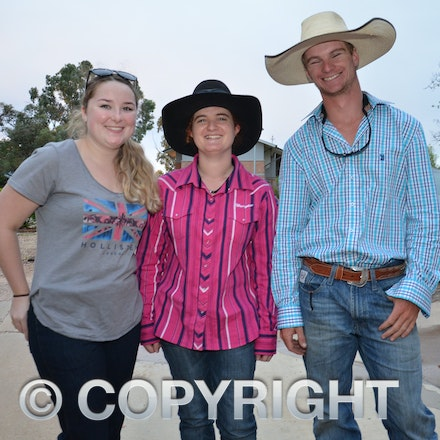 February 9 2018 Longreach Leader. - Photos taken by Editor, Colin Jackson, and are copyright.
