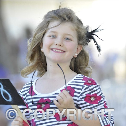 150725 Longreach Leader Race Day - Races and Fashions in the Field