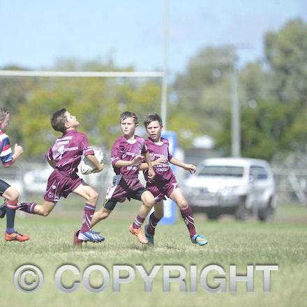 160723 CWRL Junior Football Barcaldine