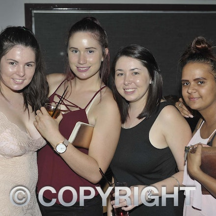 170204_SR26981 - Paige, Madie, Abbey and Taylah at the Longreach RSL Meet and Greet, Saturday February 4, 2016.   sr/Photo by Sam Rutherford