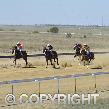 170401_SR20180 - At the Longreach Jockey Club race day, April 1, 2017. Picture Longreach Leader