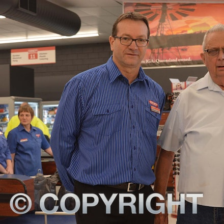 170522_DSC_0777 - Opening of Revamped Longreach IGA store