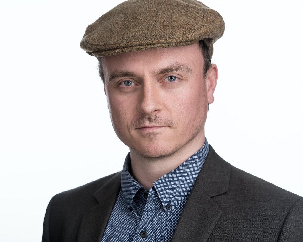 Andrew - Adelaide Headshot Photographer Sam Oster - artist's headshot - Andrew