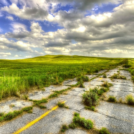 Road Less Traveled - 71015oldhighway61 (2)